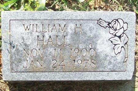 HALL, WILLIAM H. - Newton County, Missouri | WILLIAM H. HALL - Missouri Gravestone Photos