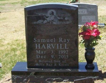 HARVILL, SAMUEL RAY - Newton County, Missouri | SAMUEL RAY HARVILL - Missouri Gravestone Photos