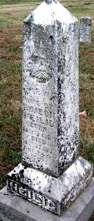 HEILIG, MARY A - Newton County, Missouri | MARY A HEILIG - Missouri Gravestone Photos