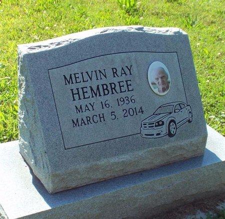HEMBREE, MELVIN RAY - Newton County, Missouri   MELVIN RAY HEMBREE - Missouri Gravestone Photos