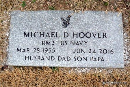 HOOVER, MICHAEL D. VETERAN - Newton County, Missouri   MICHAEL D. VETERAN HOOVER - Missouri Gravestone Photos
