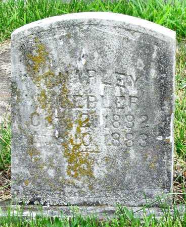 HUEBLER, CHARLEY - Newton County, Missouri | CHARLEY HUEBLER - Missouri Gravestone Photos
