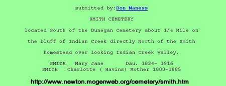 *, INFORMATION - Newton County, Missouri   INFORMATION * - Missouri Gravestone Photos