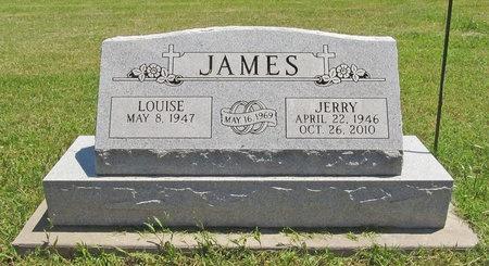JAMES, JERRY - Newton County, Missouri | JERRY JAMES - Missouri Gravestone Photos