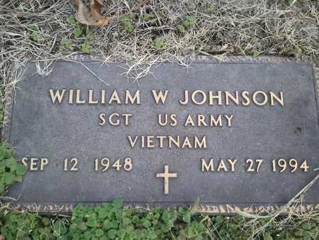 JOHNSON, WILLIAM - Newton County, Missouri | WILLIAM JOHNSON - Missouri Gravestone Photos