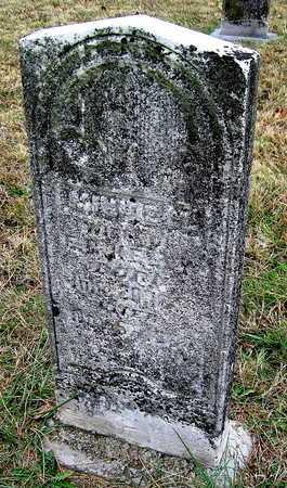 "KELLEY, MINERVA ELIZABETH ""MINNIE"" - Newton County, Missouri | MINERVA ELIZABETH ""MINNIE"" KELLEY - Missouri Gravestone Photos"