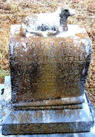 KELLY, JOHN C - Newton County, Missouri | JOHN C KELLY - Missouri Gravestone Photos