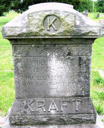 KRAFT, ANNA ELIZABETH - Newton County, Missouri | ANNA ELIZABETH KRAFT - Missouri Gravestone Photos