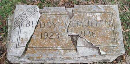 "MCMULLEN, JESSE RAY ""BUDDY"" - Newton County, Missouri 