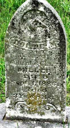 MILLER, DOLLIE M - Newton County, Missouri   DOLLIE M MILLER - Missouri Gravestone Photos
