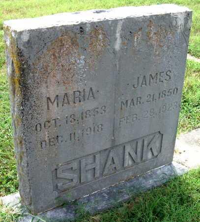 SHANK, MARIA - Newton County, Missouri | MARIA SHANK - Missouri Gravestone Photos