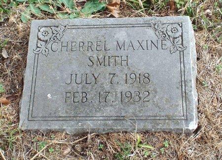 SMITH, CHERREL MAXINE - Newton County, Missouri | CHERREL MAXINE SMITH - Missouri Gravestone Photos