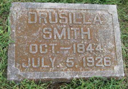 SMITH, DRUSILLA - Newton County, Missouri | DRUSILLA SMITH - Missouri Gravestone Photos