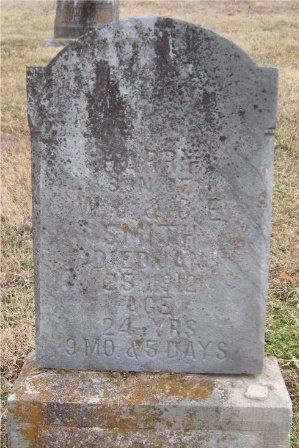 SMITH, HARRY - Newton County, Missouri   HARRY SMITH - Missouri Gravestone Photos