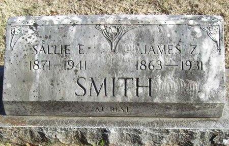 SMITH, SALLIE E. - Newton County, Missouri | SALLIE E. SMITH - Missouri Gravestone Photos