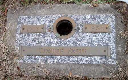 SMITH, ORVILLE - Newton County, Missouri   ORVILLE SMITH - Missouri Gravestone Photos
