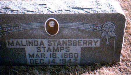 STANSBERRY STAMPS, MALINDA - Newton County, Missouri | MALINDA STANSBERRY STAMPS - Missouri Gravestone Photos