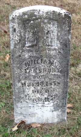 STANSBURY, WILLIAM - Newton County, Missouri   WILLIAM STANSBURY - Missouri Gravestone Photos