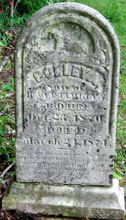 TAMBLYN, COLLEY A - Newton County, Missouri | COLLEY A TAMBLYN - Missouri Gravestone Photos
