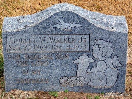 WALKER JR, HUBERT W. - Newton County, Missouri   HUBERT W. WALKER JR - Missouri Gravestone Photos