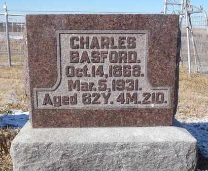 BASFORD, CHARLES RANSOM - Nodaway County, Missouri   CHARLES RANSOM BASFORD - Missouri Gravestone Photos