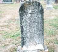 ANDERSON, EVERETT WYATT - Osage County, Missouri   EVERETT WYATT ANDERSON - Missouri Gravestone Photos