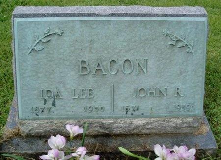BACON, JOHN R. - Osage County, Missouri | JOHN R. BACON - Missouri Gravestone Photos
