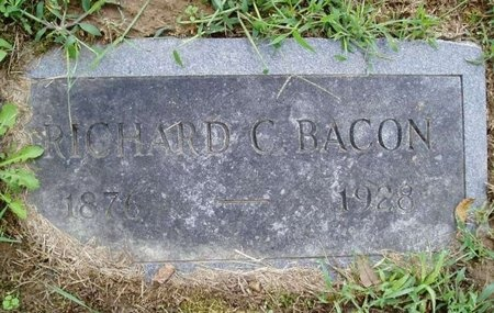 BACON, RICHARD C. - Osage County, Missouri | RICHARD C. BACON - Missouri Gravestone Photos