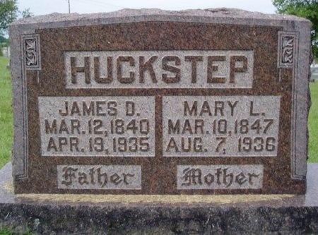 HUCKSTEP, JAMES DAVID - Osage County, Missouri | JAMES DAVID HUCKSTEP - Missouri Gravestone Photos