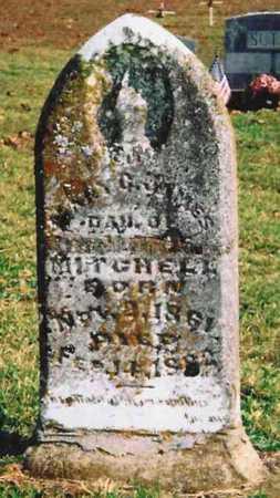 JAMES, MARY CATHERINE - Ozark County, Missouri | MARY CATHERINE JAMES - Missouri Gravestone Photos