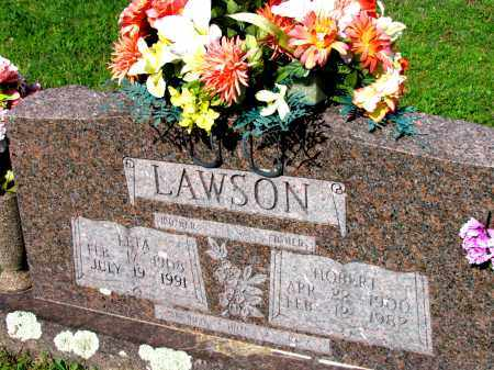 LAWSON, ROBERT - Ozark County, Missouri | ROBERT LAWSON - Missouri Gravestone Photos