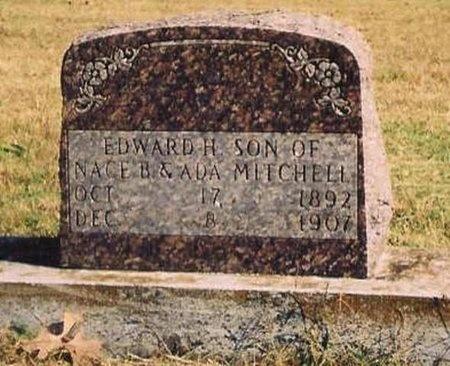 MITCHELL, EDWARD HENRY - Ozark County, Missouri   EDWARD HENRY MITCHELL - Missouri Gravestone Photos