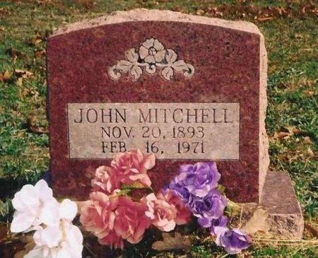 MITCHELL, JOHN - Ozark County, Missouri | JOHN MITCHELL - Missouri Gravestone Photos