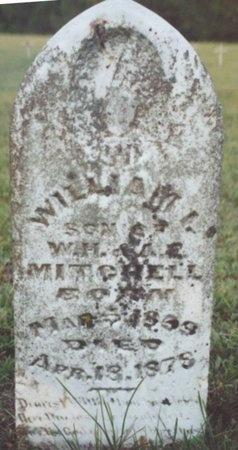 MITCHELL, WILLIAM I. - Ozark County, Missouri   WILLIAM I. MITCHELL - Missouri Gravestone Photos