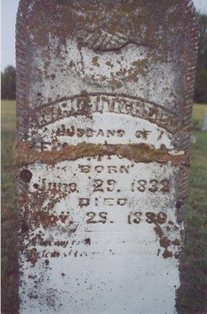MITCHELL, WILLIAM H. - Ozark County, Missouri   WILLIAM H. MITCHELL - Missouri Gravestone Photos