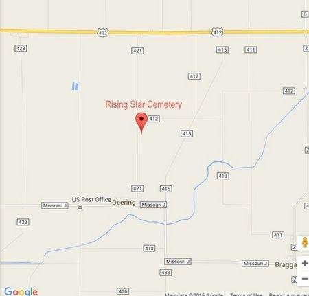 *, RISING STAR CEMETERY - Pemiscot County, Missouri | RISING STAR CEMETERY * - Missouri Gravestone Photos