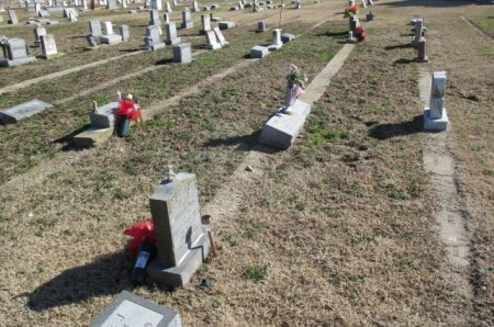 """*, OVERVIEW OF """"BABY TOWN"""" - Pemiscot County, Missouri 