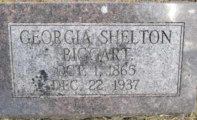 BIGGART, GEORGIA - Pemiscot County, Missouri | GEORGIA BIGGART - Missouri Gravestone Photos