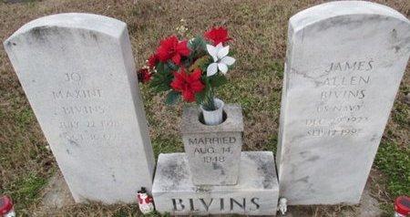 BIVINS, JO MAXINE - Pemiscot County, Missouri | JO MAXINE BIVINS - Missouri Gravestone Photos