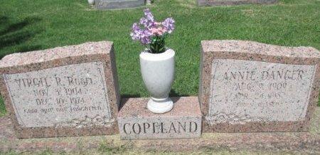 COPELAND, ANNIE - Pemiscot County, Missouri | ANNIE COPELAND - Missouri Gravestone Photos
