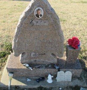 COPELAND, GREGORY ADAM - Pemiscot County, Missouri   GREGORY ADAM COPELAND - Missouri Gravestone Photos