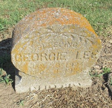 "CURTIS, GEORGE LEE JR ""GEORGIE"" - Pemiscot County, Missouri | GEORGE LEE JR ""GEORGIE"" CURTIS - Missouri Gravestone Photos"