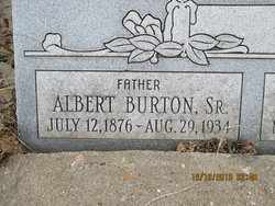 DENTON, ALBERT BURTON, SR. - Pemiscot County, Missouri | ALBERT BURTON, SR. DENTON - Missouri Gravestone Photos