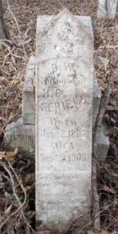 FERIELL, D. W. - Pemiscot County, Missouri   D. W. FERIELL - Missouri Gravestone Photos