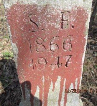 FRAZIER, SAMUEL FLIPPIN - Pemiscot County, Missouri | SAMUEL FLIPPIN FRAZIER - Missouri Gravestone Photos