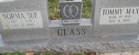 GLASS, TOMMY MAX - Pemiscot County, Missouri | TOMMY MAX GLASS - Missouri Gravestone Photos