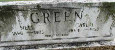 GREEN, CARL LEE - Pemiscot County, Missouri | CARL LEE GREEN - Missouri Gravestone Photos