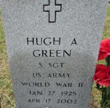 GREEN, HUGH A VETERAN - Pemiscot County, Missouri | HUGH A VETERAN GREEN - Missouri Gravestone Photos
