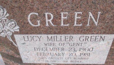 GREEN, LUCY - Pemiscot County, Missouri | LUCY GREEN - Missouri Gravestone Photos