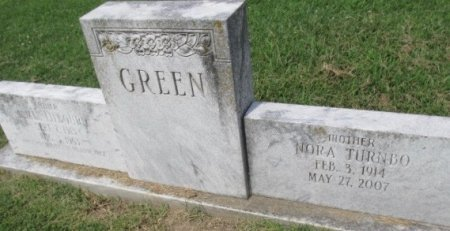 GREEN, NORA - Pemiscot County, Missouri | NORA GREEN - Missouri Gravestone Photos